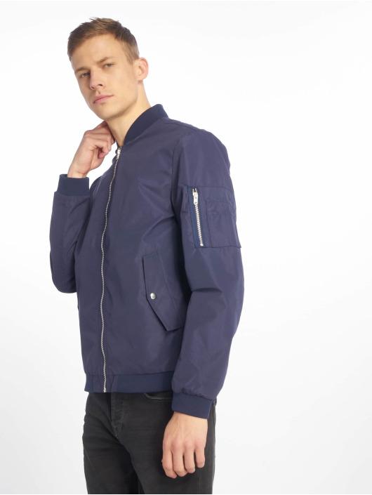 Jack & Jones Bomber jacket jjeDesert blue