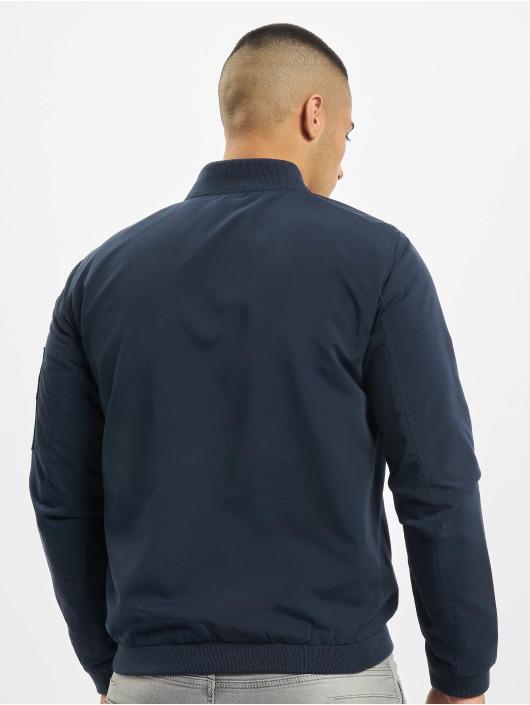 Jack & Jones Bomber jacket jjeRush Noos blue