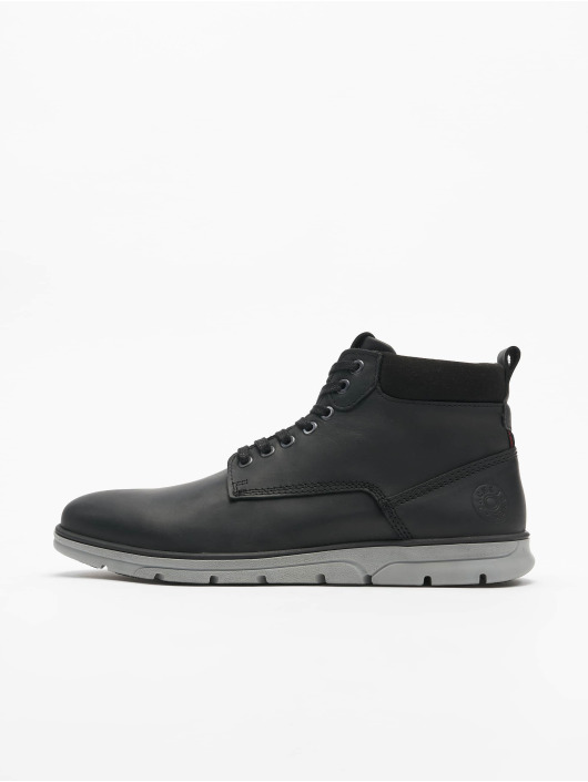 Jack & Jones Boots jfwTubar Leather grau