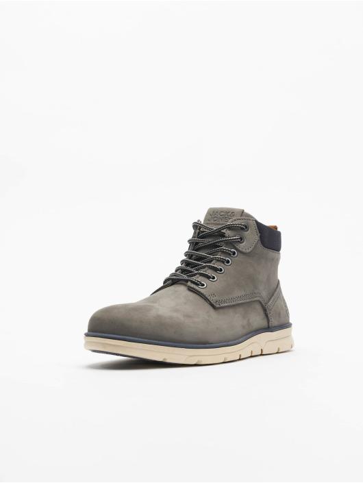 Jack & Jones Boots jfwTubar Nubuck grau