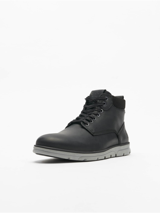 Jack & Jones Boots jfwTubar Leather gray