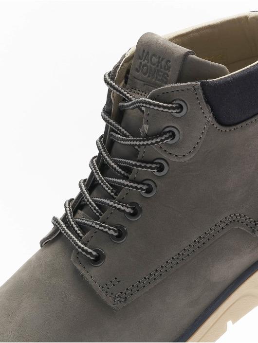 Jack & Jones Boots jfwTubar Nubuck gray