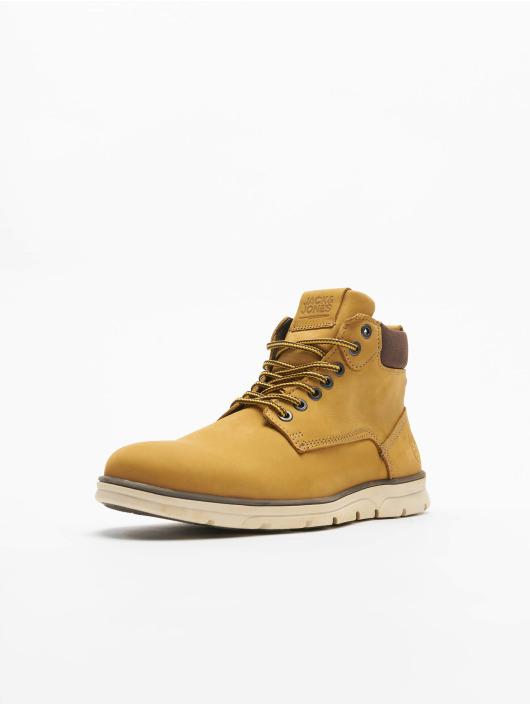 Jack & Jones Boots jfwTubar Nubuck yellow