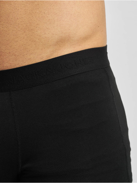 Jack & Jones Boxer Short jacTone In Tone 5 Pack black