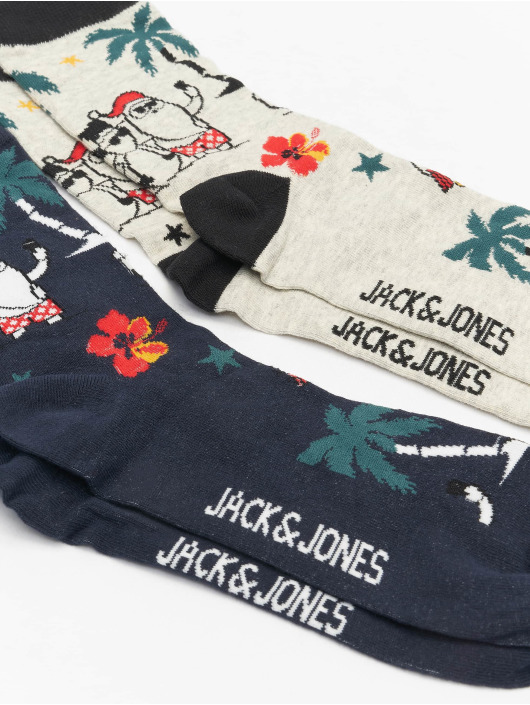 Jack & Jones Boxer Short jacOrg Giftbox blue