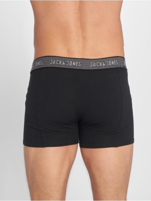 Jack & Jones Boxershorts jacWaistband 3-Pack grau