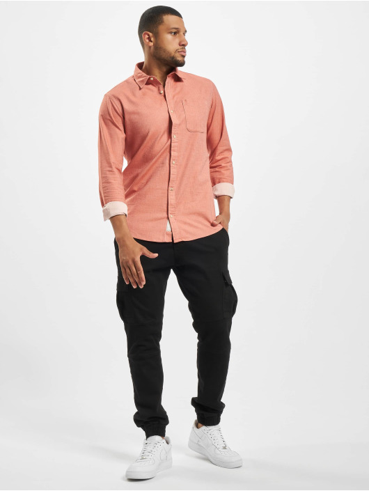 Jack & Jones Camicia jprBlusean One Pocket rosso