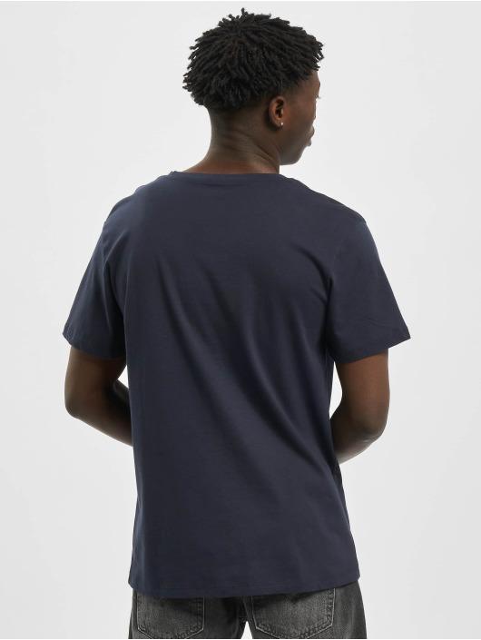 Jack & Jones Camiseta jorSkulling azul