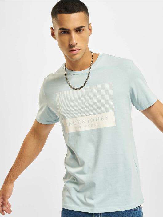 Jack & Jones Camiseta JjStroke azul