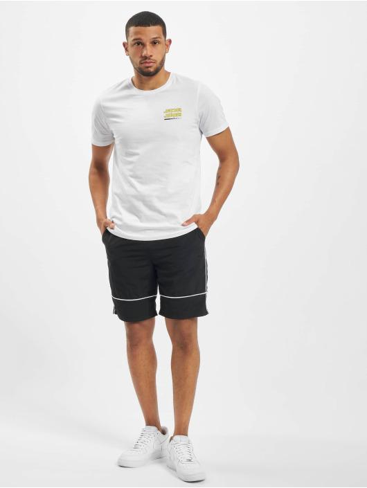 Jack & Jones Camiseta jcoClean blanco