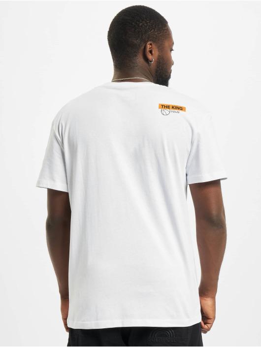 Jack & Jones Camiseta Jcolegends Statement Crew Neck blanco