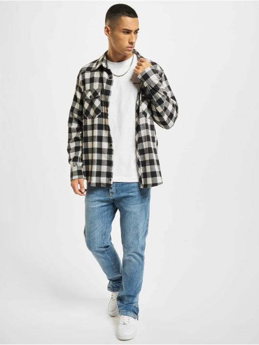 Jack & Jones Camiseta Jjerelaxed Corp EMB O-Neck blanco
