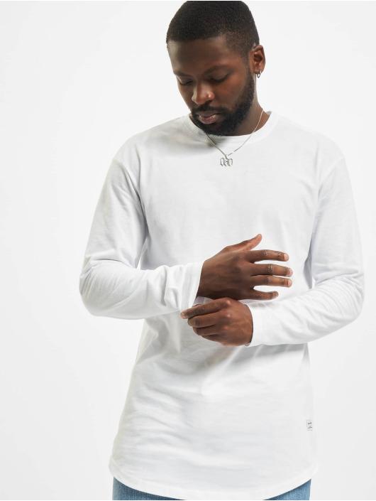 Jack & Jones Camiseta de manga larga Jjenoa O-Neck blanco