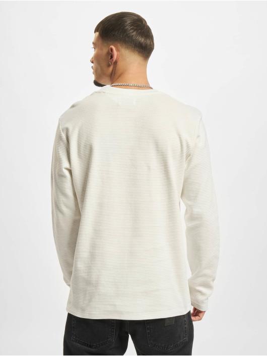 Jack & Jones Camiseta de manga larga Jjephil blanco