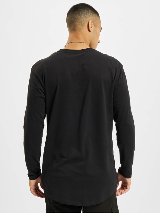 Jack & Jones Camiseta de manga larga Jjenoa O-Neck negro