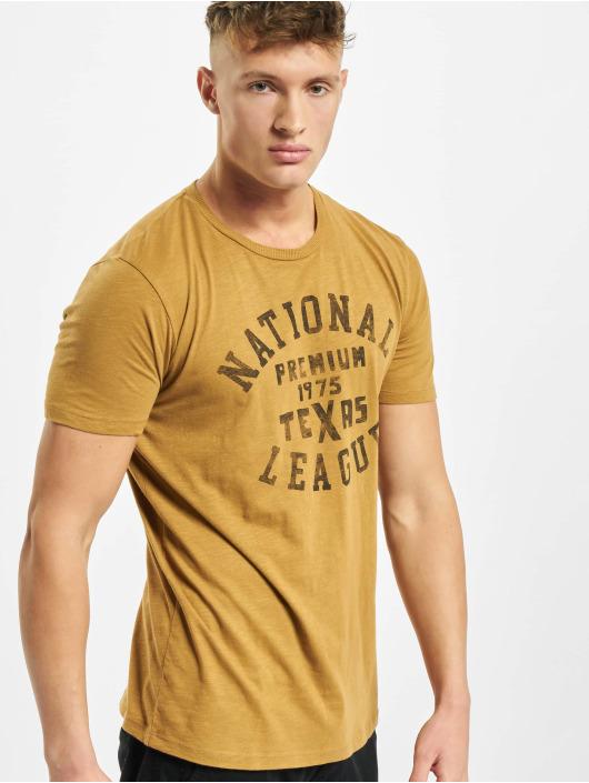 Jack & Jones Camiseta jprBlubryan marrón