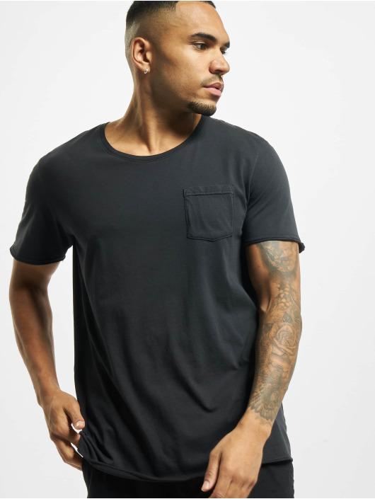 Jack & Jones Camiseta jorZack negro