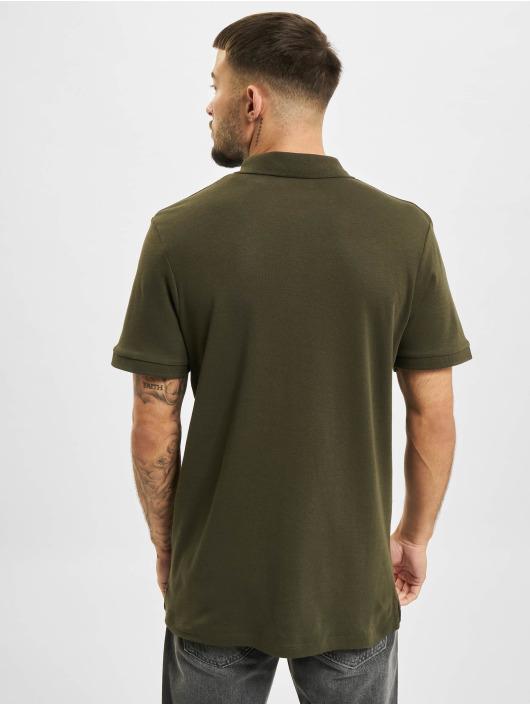 Jack & Jones Camiseta polo Jjejersey Chest verde