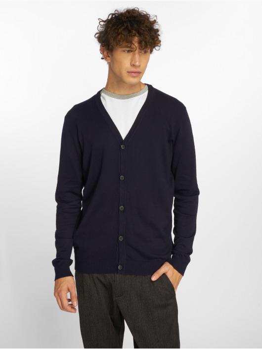 Jprchamp Bleu Jackamp; Homme Jones Knit Cardigan 460842 htsCQrxdB