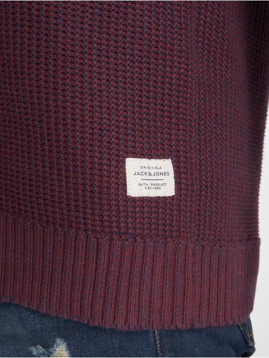 Jack & Jones Cardigans jorJordan Knit červený