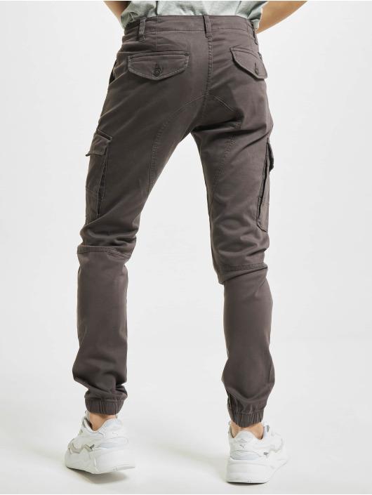 Jack & Jones Cargo pants jjiPaul jjFlake Akm 542 Noos šedá