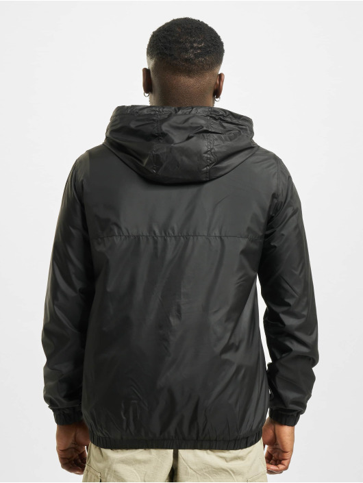 Jack & Jones Chaqueta de entretiempo jjHunter Light negro