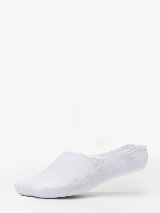 Jack & Jones Chaussettes jacBasic Multi Short Noos 5 Pack blanc