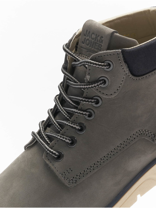 Jack & Jones Chaussures montantes jfwTubar Nubuck gris