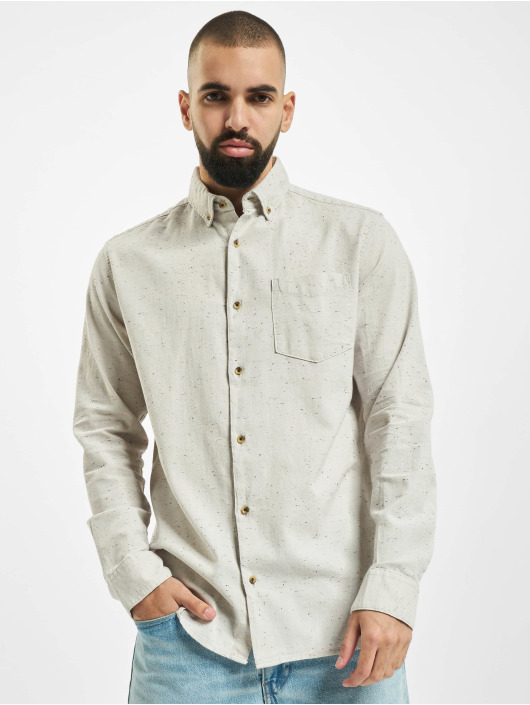 Jack & Jones Chemise jorNappy gris