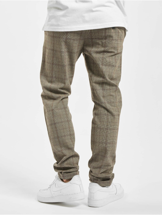 Jack & Jones Chino jjiMarco jjConnor AKM 775 B Check STS beige