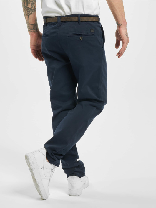 Jack & Jones Chino jjiRoy jjJames SA Noos blue