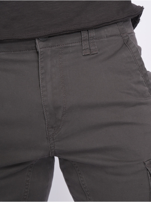 Jack & Jones Chino bukser Jjipaul Jjflake Akm 542 Asphalt Noos grå