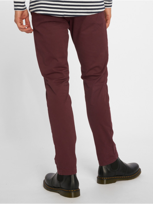 Jack & Jones Chino pants jImarco JjEnzo WW STS red