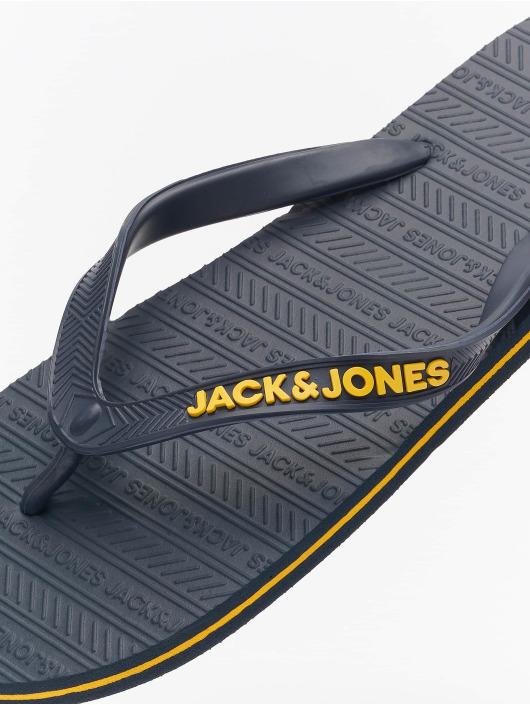 Jack & Jones Claquettes & Sandales JFW Basic Sandals bleu