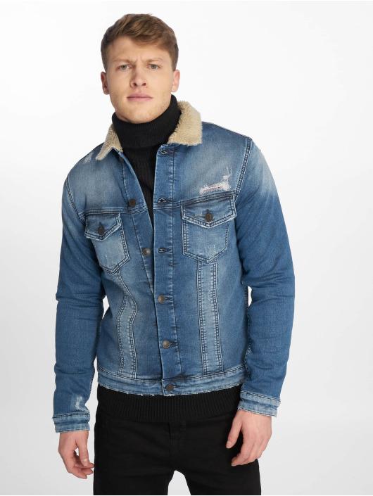 Jack & Jones Denim Jacket jjiEarl blue