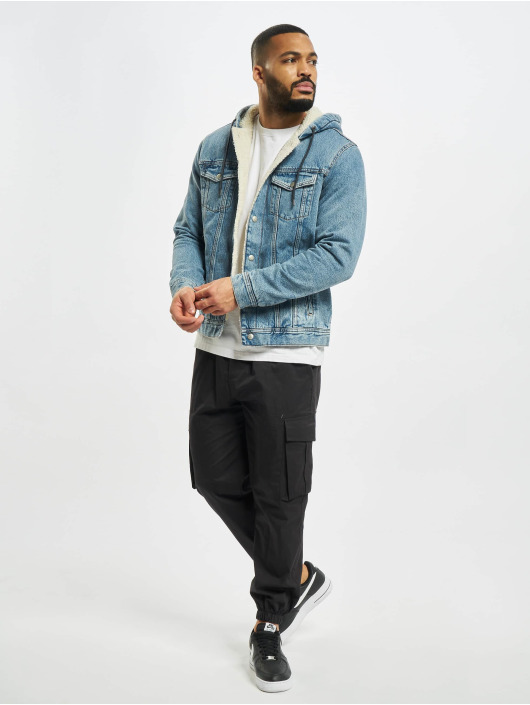Jack & Jones Denim Jacket jjiJean jjJacket Akm 869 blue