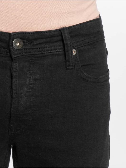 Jack & Jones dżinsy przylegające jjiGlenn czarny