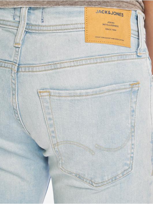 Jack & Jones dżinsy przylegające jjiGlenn jjOriginal Am 916 niebieski