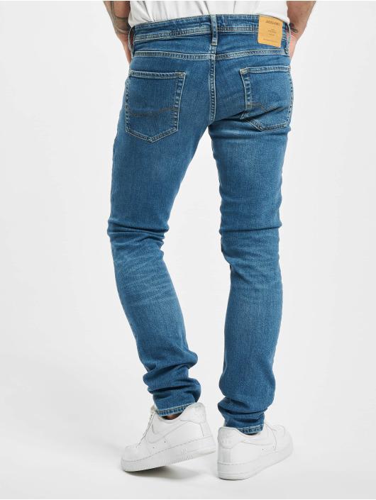 Jack & Jones dżinsy przylegające jjiGlenn jjOriginal CJ 929 niebieski