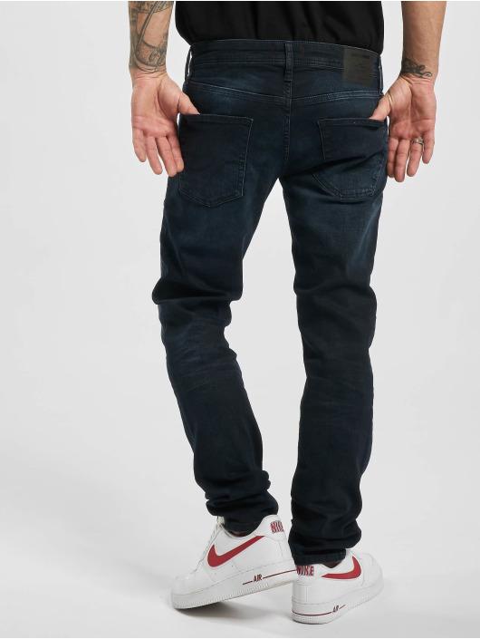 Jack & Jones dżinsy przylegające jj30Glenn jjOriginal Jos 210 50SPS niebieski