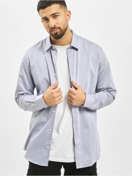 Jack & Jones Hemd jprNon grau