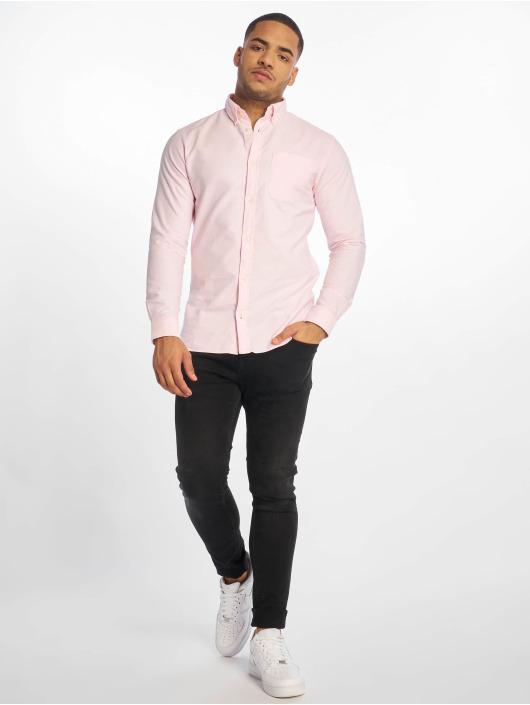 Jack & Jones Hemd jjeOxford pink