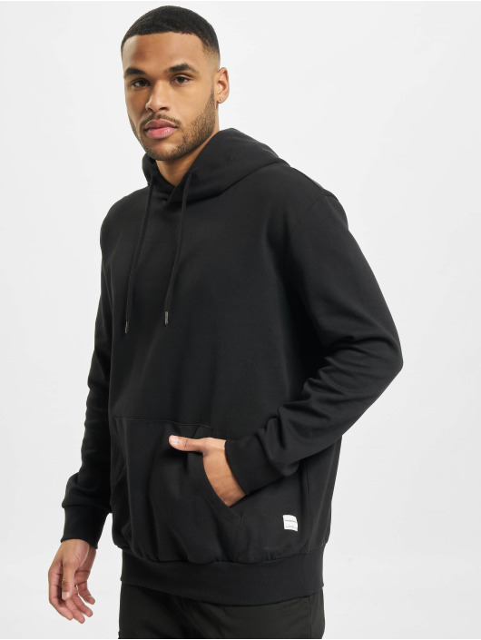 Jack & Jones Hoodie jjeBasic Noos black