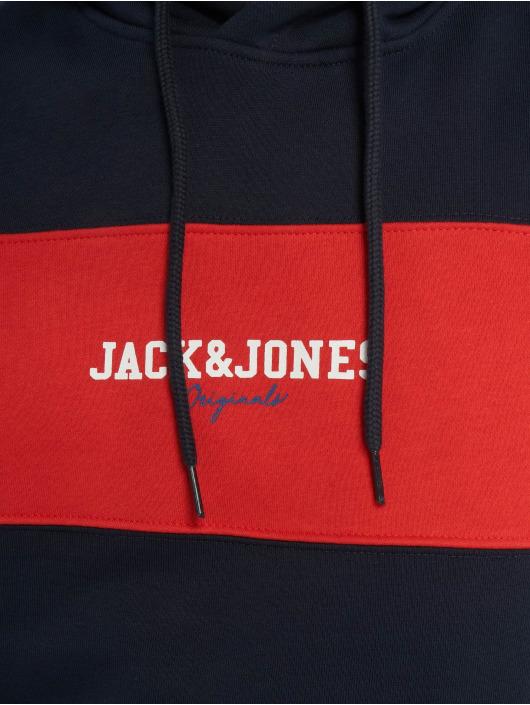 Jack & Jones Hoodie jorJosh blue