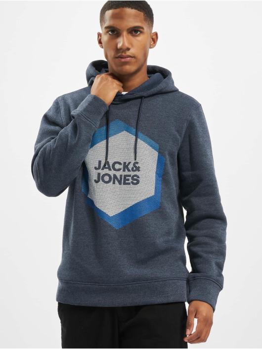 Jack & Jones Hoodie jcoCool blue