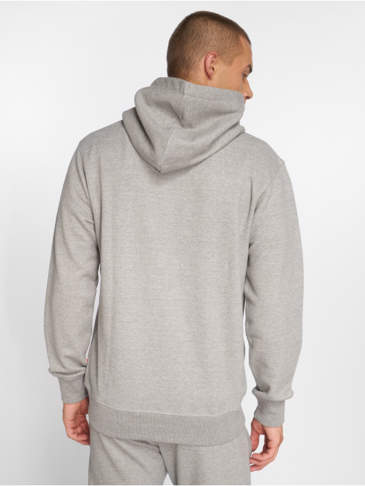 Jack & Jones Hoodie jjePique gray