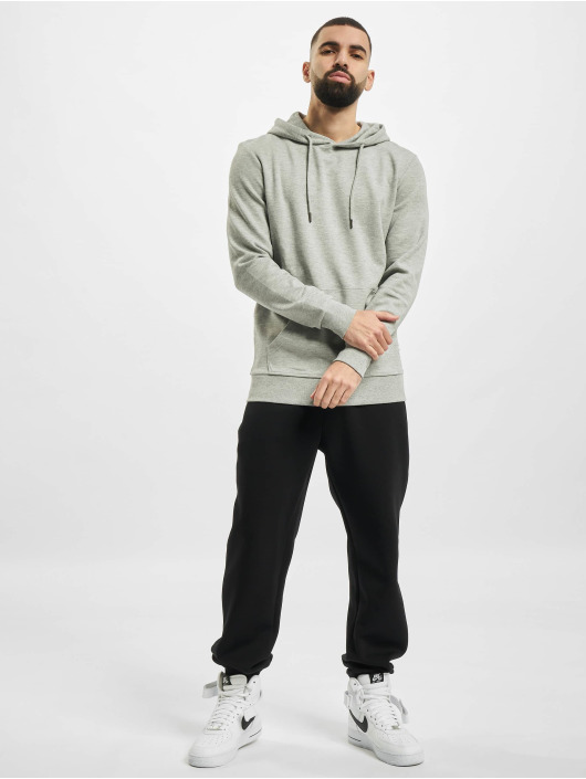 Jack & Jones Hoodie jjeBasic Noos grey