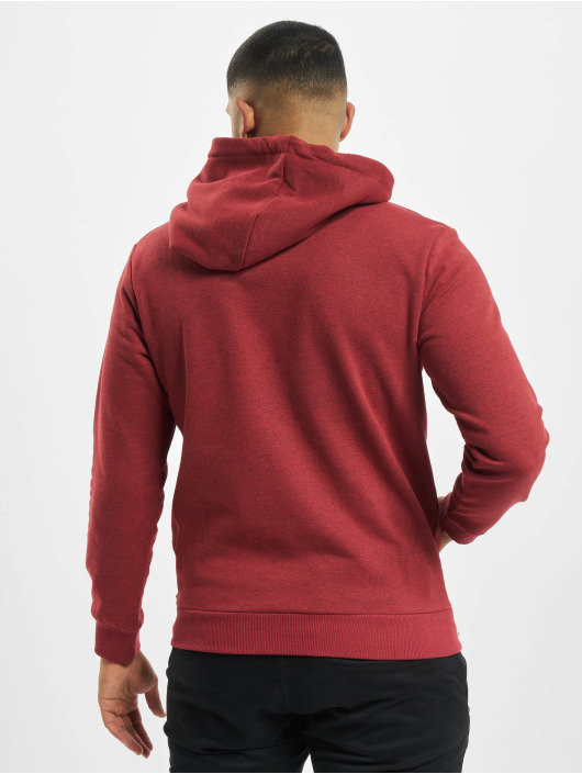Jack & Jones Hoodie jjJeanswear red