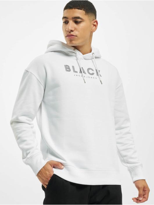 Jack & Jones Hoodie jprBlaclean white