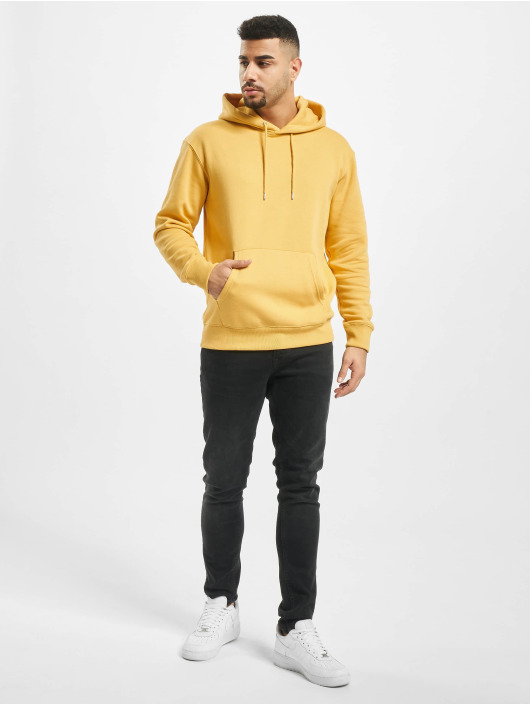 Jack & Jones Hoodie jeSoft yellow